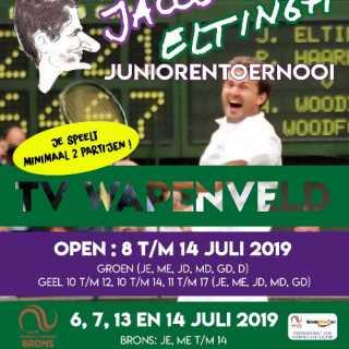 Jacco Eltingh Juniorentoernooi