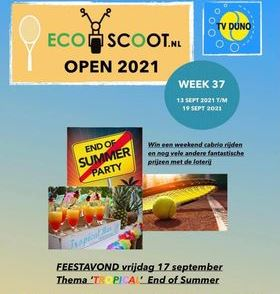 Ecoscoot Open 2021