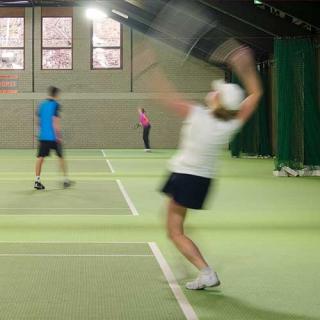 50+ Open Indoor Toernooi  2019