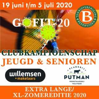 Clubkampioenschappen 2020