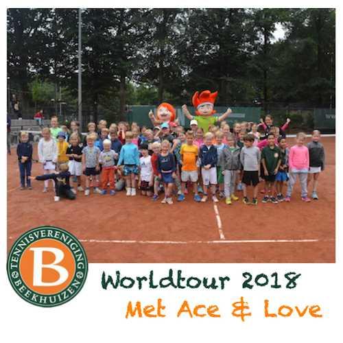 Worldtour juni 2018
