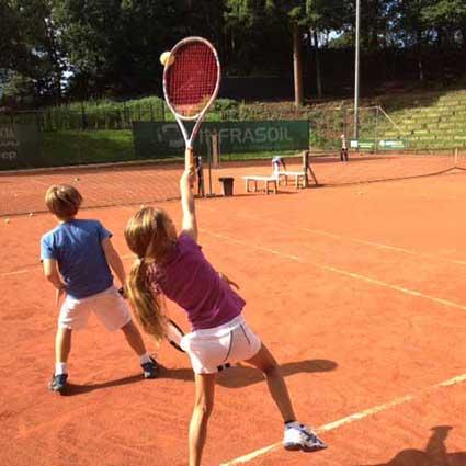 Tenniskamp Jeugd 2014