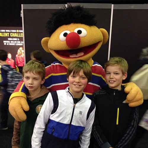 Kidsday in Ahoy 2015