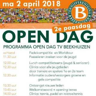 Open Dag 2 april