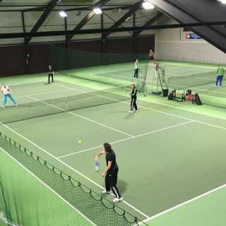 Indoor toernooi 50+