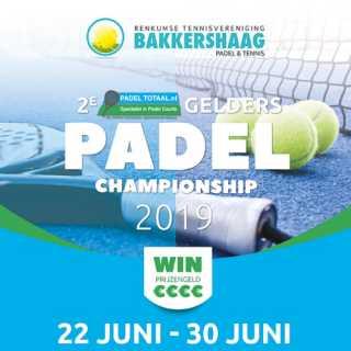 Padel 2e Gelders Championship