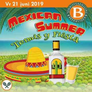 Mexican summer toernooi 21 juni