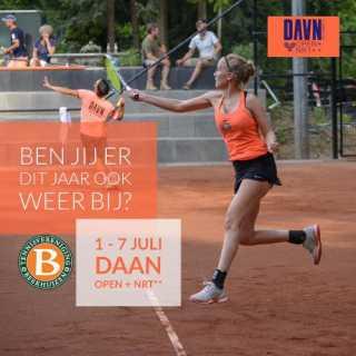 DAAN Open  en NRT** 2019