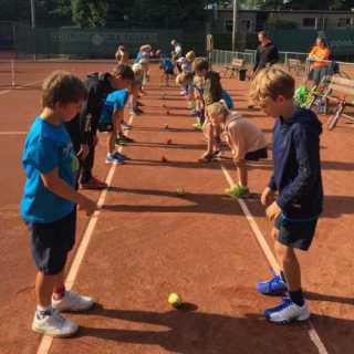 Tenniskamp jeugd