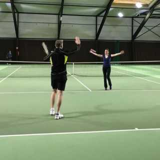 Indoorcompetitie