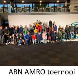 Uitje ABN AMRO toernooi