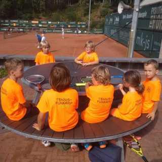 Tenniskamp 19 t/m 21 aug