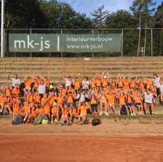 Tenniskamp voor de jeugd