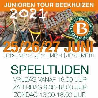 Junior Tour Zilver